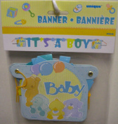 Unique Industries, Inc.-Banners/It's a Boy