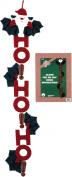 Rubies Costume Ho Ho Ho Cloth Banner