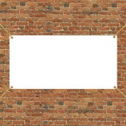 4' x 8' Vinyl Banner Blank - 300ml Vinyl