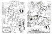 Deja Views - C-Thru - Art-C Collection - Canvas Colorables - World Travel