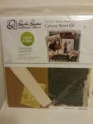 Quick Quotes 30cm x 30cm Family Panel Canvas Panel Kit
