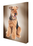 Airedale Terrier Canvas 16 x 20