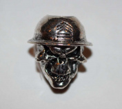 Master Sergeant Skull Paracord Lanyard Bead