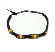 Asian Hippie Wristband Reggae Thai Bracelet Vintage Style Fashion