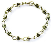 Premier Designs Jewellery Lauren Antiqued Silver Plated Bracelet RV$25