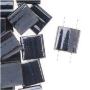 Miyuki Tila 2 Hole Square Beads Light Gun Metal 7.2Gr 915209