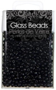 60 Gramme Glass E-Bead Black - Cousins #6123111
