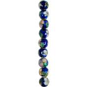 Expo BD51832 Cloisonne Beads, 30-Pack