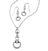 Portia Necklace and Earrings Gift Set