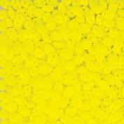 Superduo 2.5 x 5mm Neon Yellow Beads---10 grammes