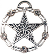 Celtic Pentagram for Life Pendant Talisman Amulet