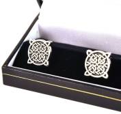 4 Point Celtic Knot Cufflinks