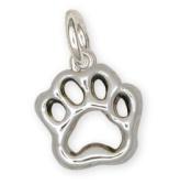 Dog Paw Charm Jewellery