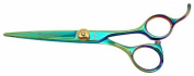 Tsurikomi KT04 14cm Titanium Professional Hair Shears Barber Scissors