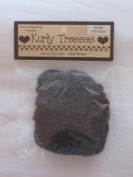 Kurly Tresses - 30ml Doll Hair - Dark Brown