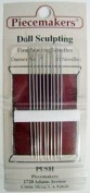 Piecemakers Doll Sculpting Needles Darners Size 7