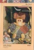 Little Sticher : Doll Pattern Packet - 15cm