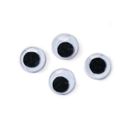25mm Round Movable Eyes Package of 144