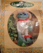 Frog Stuffed Doll - Garden Glove Kit - KKIT0013