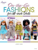 Annie's Crochet On-the-Go FASHIONS Pattern Book Clothing for 46cm Dolls