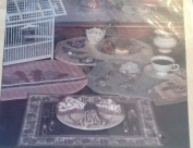 Floral Placemats & Napkins - Table Dressings Pattern No. 899