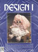 "Soft Sculpture 41cm Doll Kit ""Tricia"" Designed by Marie Hummel"