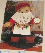 "Little Ol' Toymaker"" - Tender Heart Treasured Toggery Bear Outfit and Accessory Kit #82091"