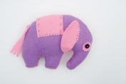Sew and so little freya elephant soft toy - craft kit