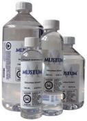 Museum Odourless Paint Thinner (Mineral Spirit) Can be used with Genesis Paints! 500mls