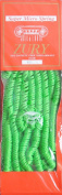SUPER MICRO SPRING 'ZURY' BRAIDED HAIR 'RINGLETS' Colour GREEN For DOLL, People, Crafts & MORE! Synthetic Fibre