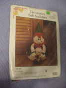 "DECORATIVE SOFT SCULPTURE ""ERIC ELF"" KIT BY HOBBY KRAFT"