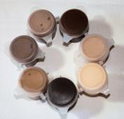 Luminaire Paint Colormate 7 Colour Flesh Set