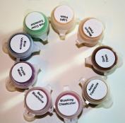 Luminaire Acrylic Air Dry Reborn Doll Paint Basic Set 9 Colours