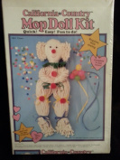 California Country Mop Doll Kit - Clown