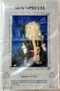 Santa & Mrs. Claus Christmas Rag Doll Patterns