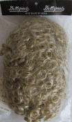 Dollspart Craft DOLL HAIR WIG Fits SIZE 41cm Style #01022 Colour BLONDE (Ash Blond) Synthetic JAPAN Fibre