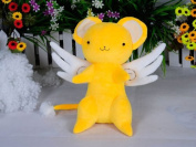 (Procosplay)card Captor Sakura Keruberosu Kero Plush Doll Cosplay & 100% Hand Made & best Gift