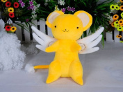 (Procosplay)card Captor Sakura Keruberosu Kero Plush Doll Cosplay & 100% Hand Made & best Gift