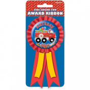 Fire Engine Fun Guest of Honour Ribbon