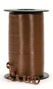 Brown Curling Ribbon - Chocolate Brown Balloon Ribbon - 500 Yards
