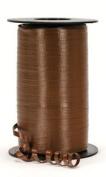 Brown Curling Ribbon - Chocolate Brown Balloon Ribbon - 500 Yards