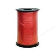 Red Curling Ribbon - Red Balloon Ribbon - 500 Yards