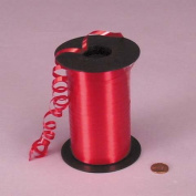 Red Curling Ribbon, 0.5cm X 500Yd