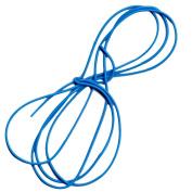 Venus Ribbon 11939-L 0.2cm Jelly Cord, 5-Yard, Electric Blue
