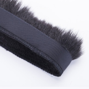 Neotrims Fake Faux Quality Fur Woolly Fringe Trimming, Satin Ribbon, For Costume, Crafts, Decoration. 10 Stunning Colours & 3 Sizes