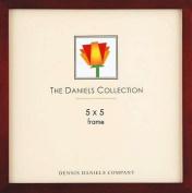 Dennis Daniels Gallery Woods Essential Frames 13cm . x 13cm . walnut