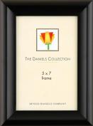 Dennis Daniels Gallery Woods Contour Frames 13cm . x 18cm . ebony