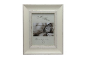 Megashopping White Weathered Paint Finish 13cm By 18cm Picture Frames.