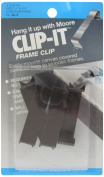 Moore Push-Pin Clip It Frame Clips