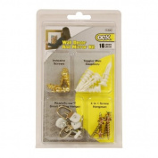 Ook/Impex Systems Group 59275 16PC Wall Mirror Kit